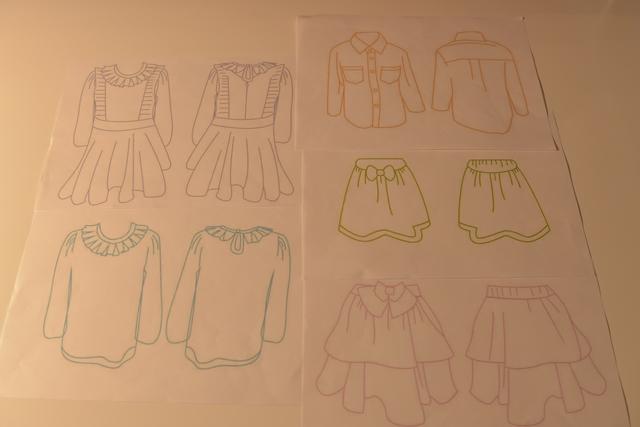 東京の子供服の専門店【Forever Liens(フォーエバーリアン)】で購入できる天然素材のオーダー服