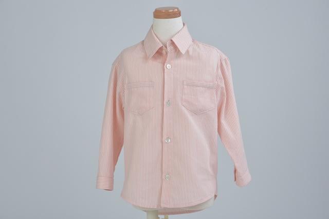 メイドインジャパンにこだわったオーガニックコットンのオーダーメイド子供服~【Forever Liens(フォーエバーリアン)】のシンプルで可愛いシャツ・カットソー~