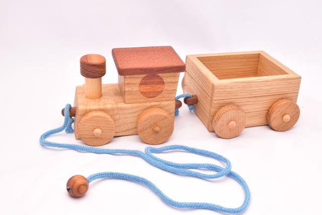 贈り物に最適な木製おもちゃ